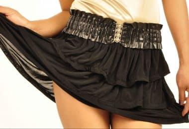 С чем носить юбку: плиссированную, карандаш, миди, макси и т.д. + фото