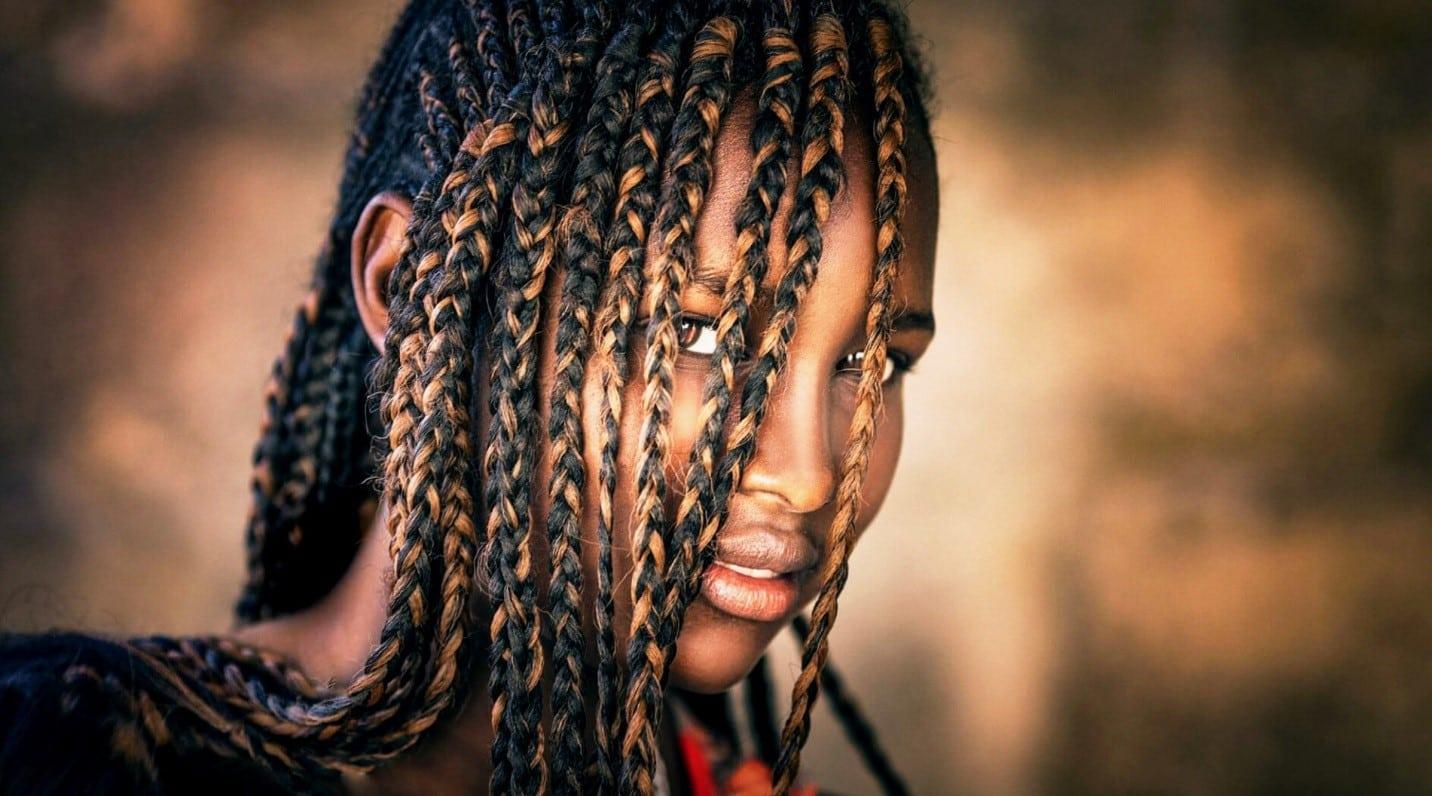 Как мыть голову с косичками: африканскими, сенегальскими, дредами, Зизи