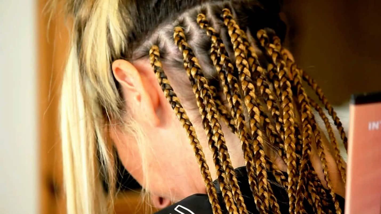 Как мыть голову с африканскими косичками