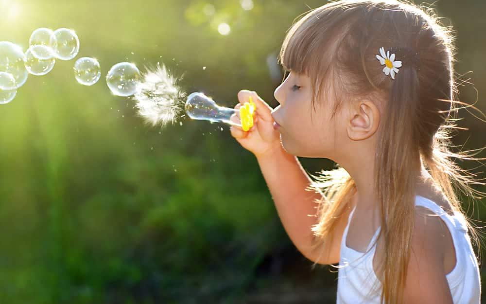 Советы для приготовления мыльных пузырей в домашних условиях