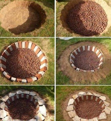 Как правильно развести костер | Можно ли сжигать мусор на своем участке