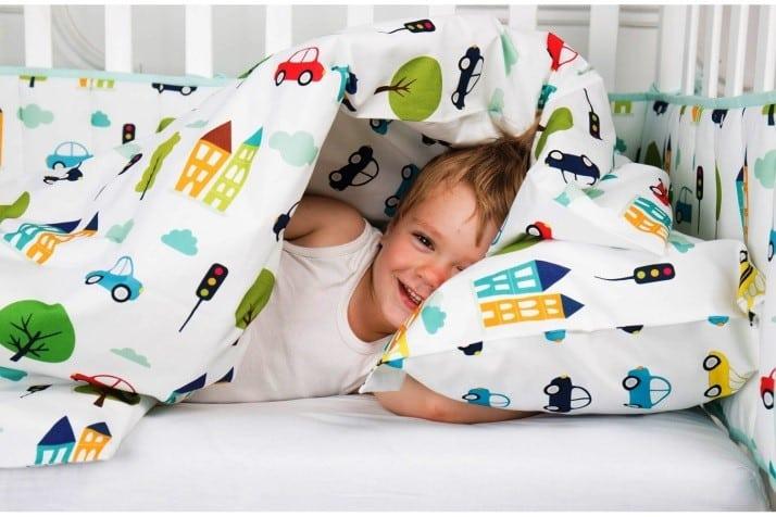 Как часто менять постельное белье детяммладшего и подросткового возраста