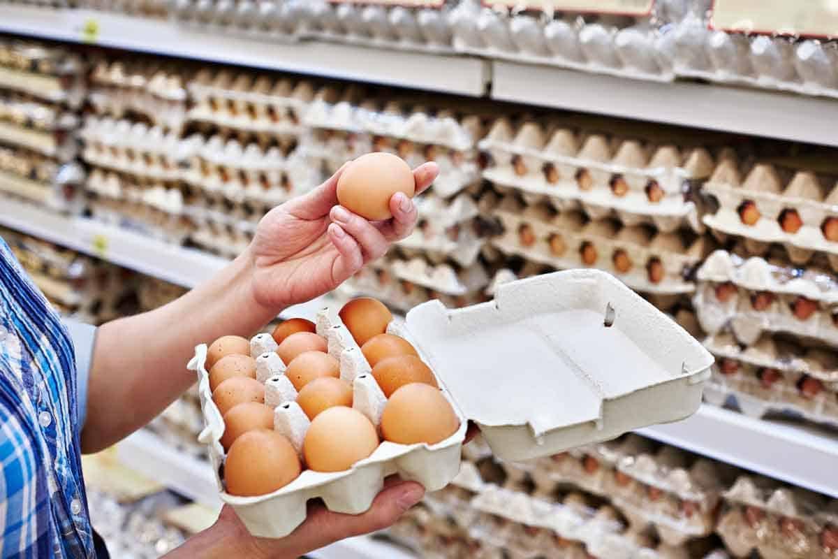 Как выбрать яйца для взбивания | Как взбить белки в густую пену