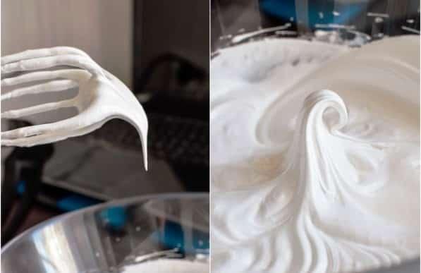 Как взбить белки в густую пену вручную
