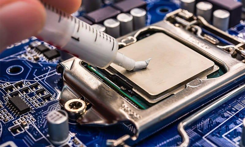 Как часто нужно менять термопасту на процессоре