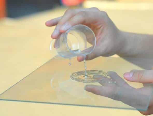 Как сделать зеркало из стекла своими руками
