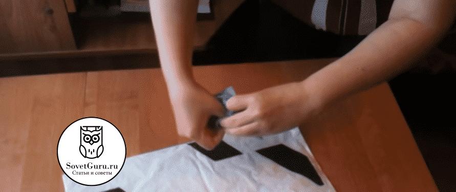 Как сложить пакет треугольником | Как хранить пакеты на кухне: идеи и лайфхаки