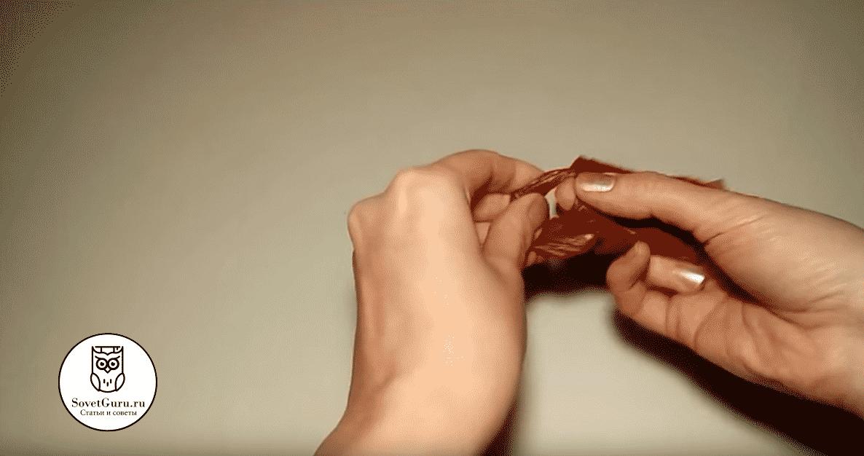 Как сложить пакет трубочкой | Как хранить пакеты на кухне: идеи и лайфхаки