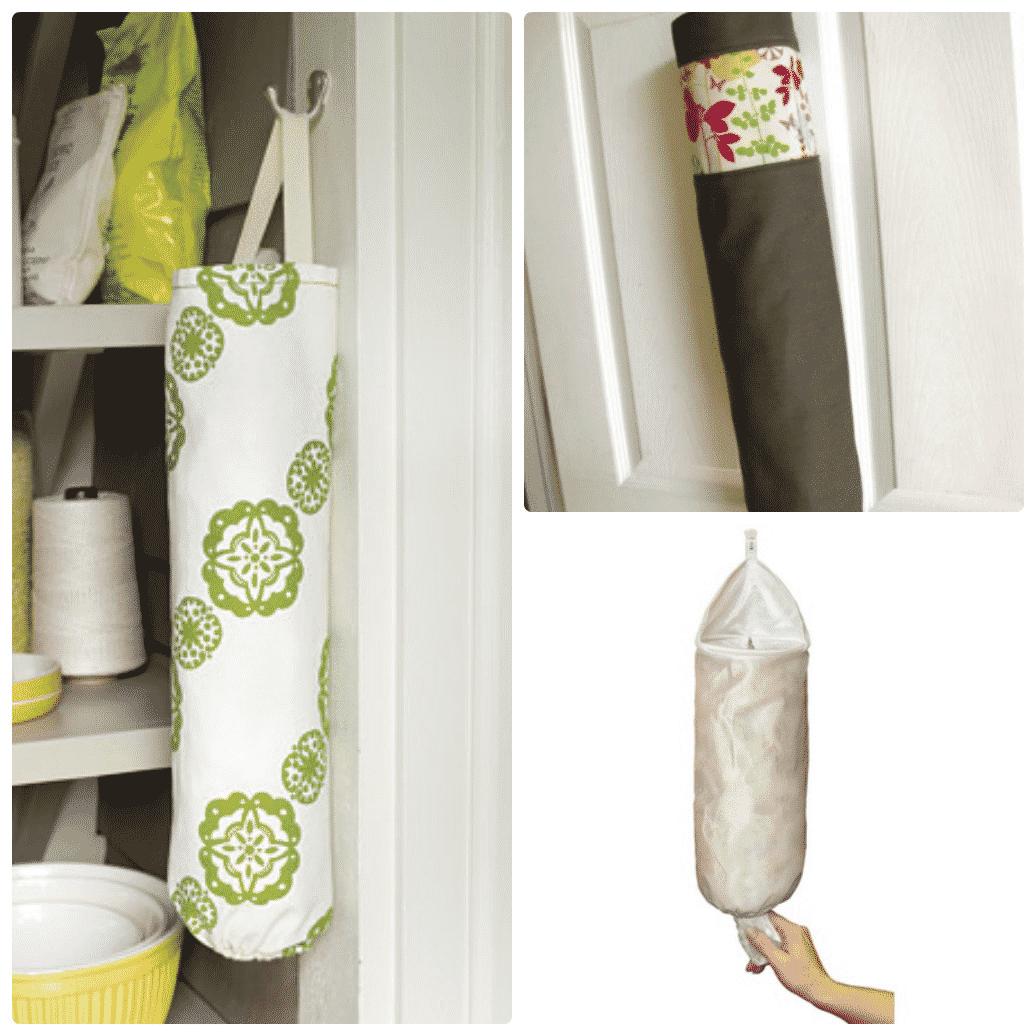Как и где хранить пакеты на кухне | Как хранить пакеты на кухне: идеи и лайфхаки