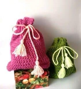 Вязаные сумки для пакетов своими руками | Как хранить пакеты на кухне: идеи и лайфхаки