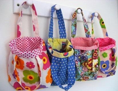 Сумки и мешочки для пакетов своими руками | Как хранить пакеты на кухне: идеи и лайфхаки