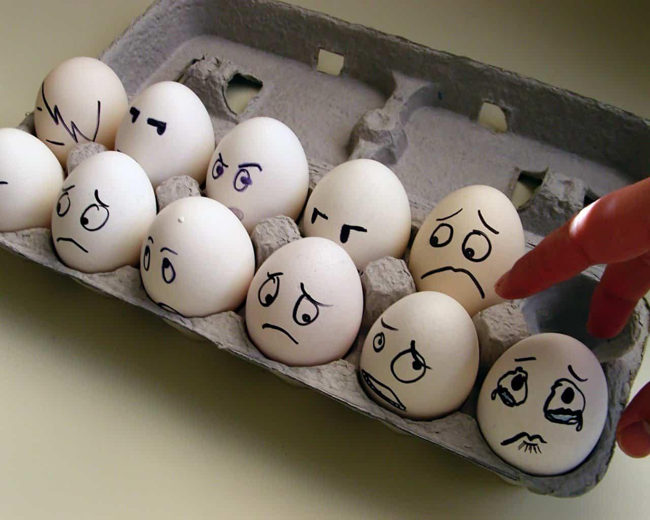 Как правильно хранить яйца | Как хранить яйца без холодильника