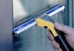 Как мыть окна шваброй для мытья окон