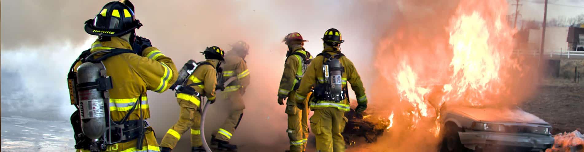 Какие сведения необходимо сообщать в пожарную охрану