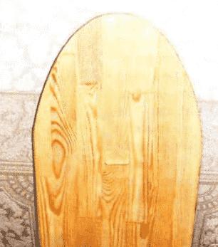 Как сделать гладильную доску своими руками — пошаговая инструкция
