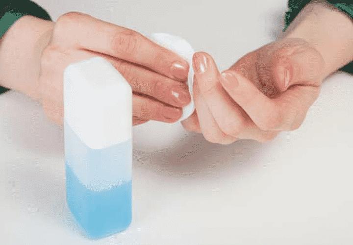 Правила при снятии лака для ногтей | Чем заменить жидкость для снятия лака