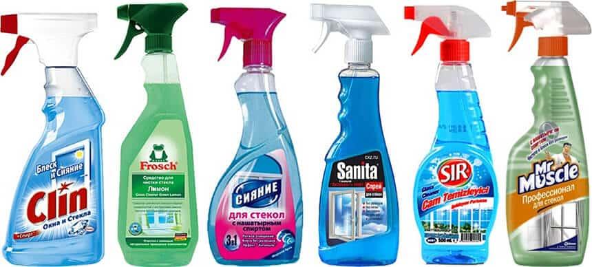 Приспособления и средства для мытья окон | Как мыть окна шваброй для мытья окон