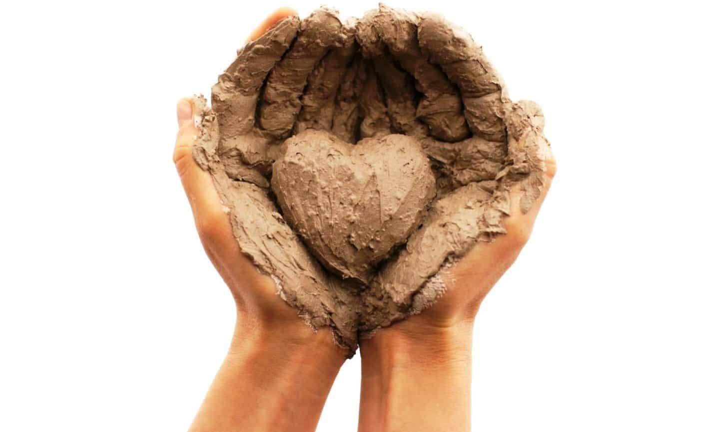 Использование глины | Как хранить гранат в домашних условиях