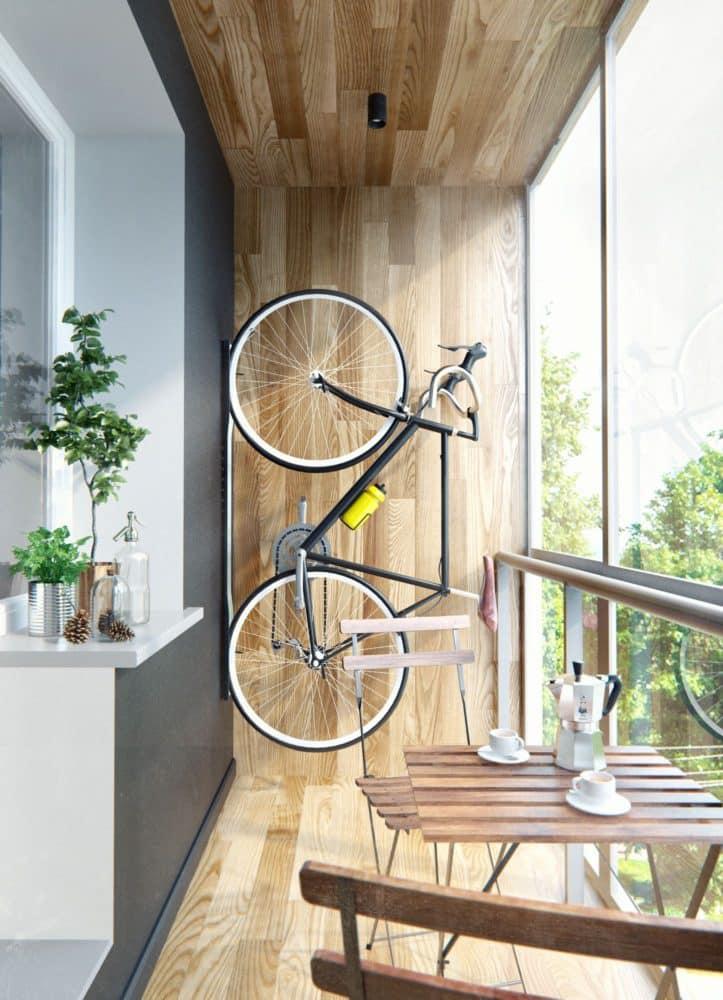 Как хранить велосипед на балконе зимой | Как хранить велосипед зимой: на балконе, в гараже, в квартире