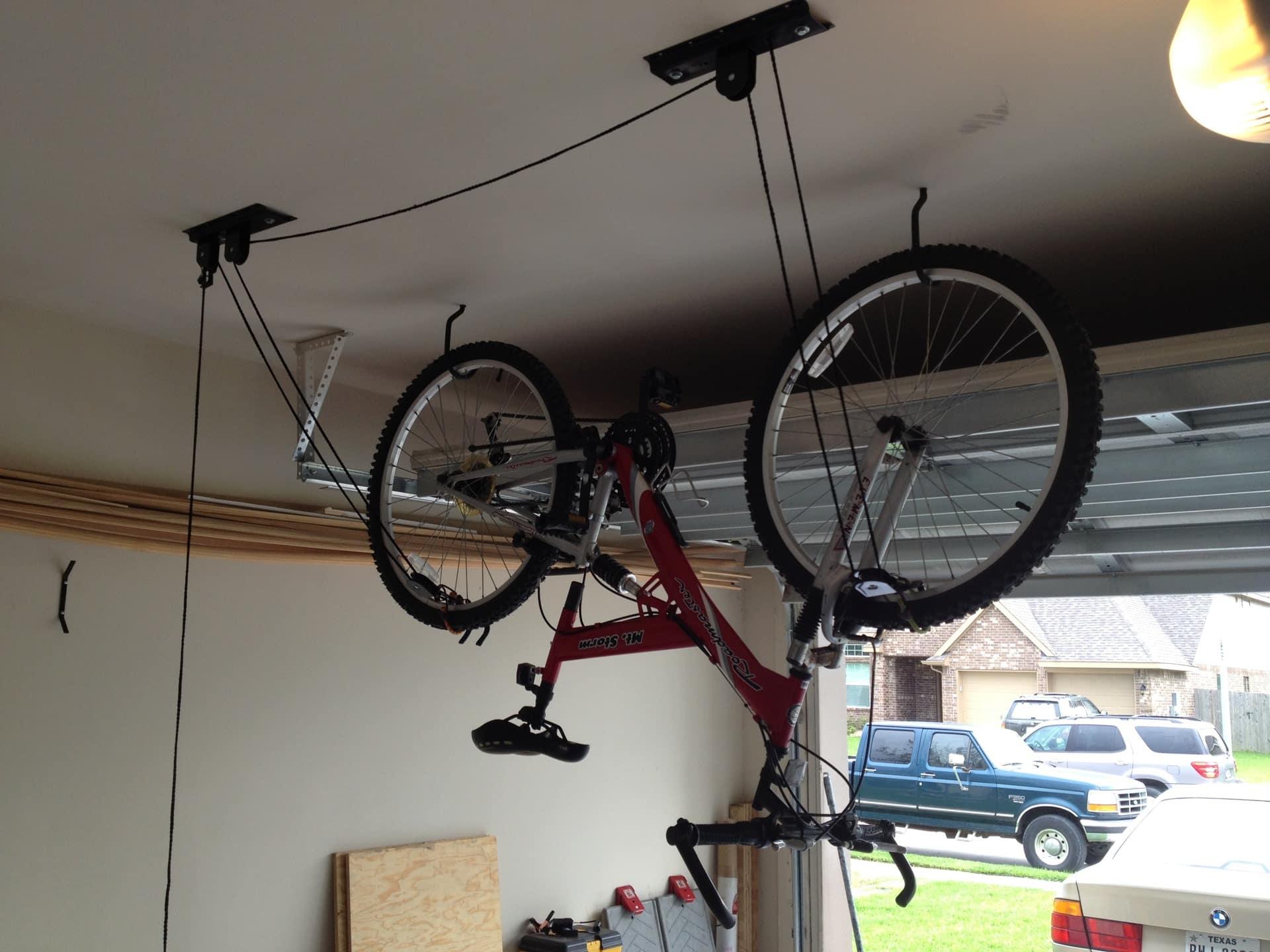 Как хранить велосипед зимой в гараже или подвале | Как хранить велосипед зимой: на балконе, в гараже, в квартире