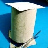 Как сделать цилиндр из бумаги или картона – пошаговая инструкция с фото и видео