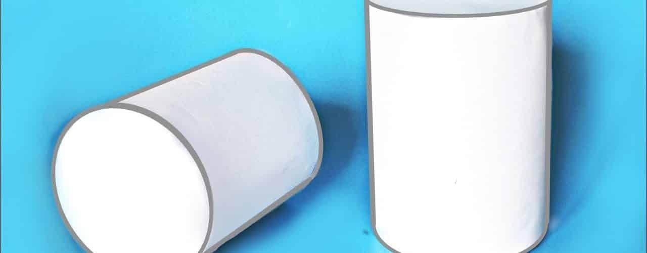 Как сделать цилиндр из бумаги – пошаговая инструкция