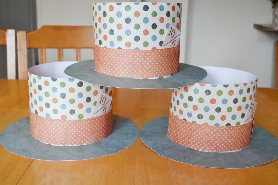 Как сделать шляпу-цилиндр из картона или бумаги своими руками