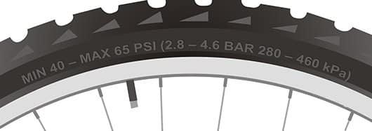 Какое давление в шинах велосипеда должно быть | Как накачать колесо велосипеда без насоса