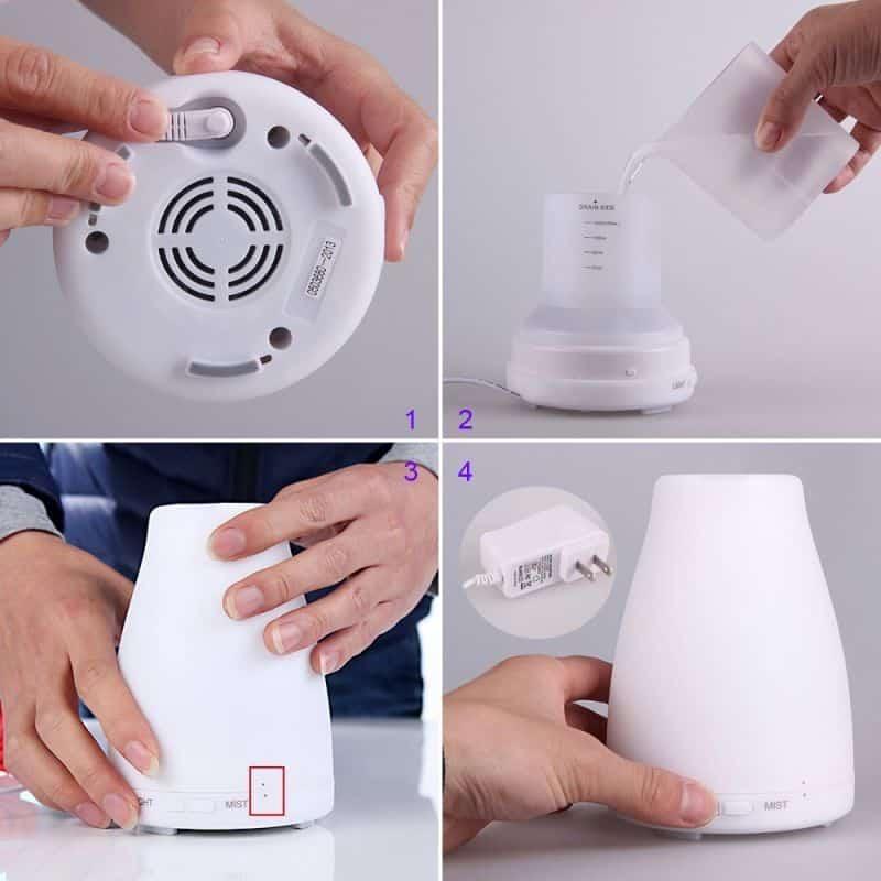 Как пользоваться автоматическим ароматизатором | Как пользоваться ароматизатором с палочками