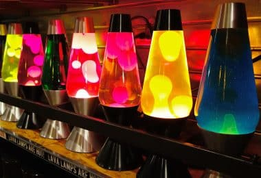 Как сделать лавовую лампу в домашних условиях своими руками