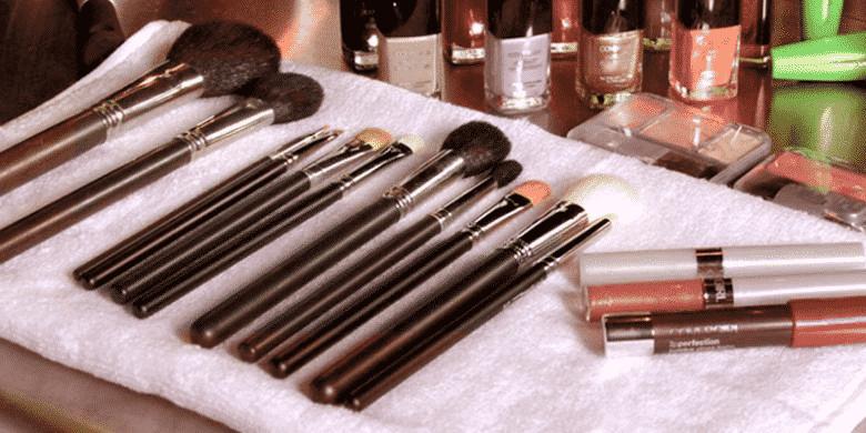 Как сушить кисти и спонжи для макияжа | Как мыть кисти для макияжа в домашних условиях
