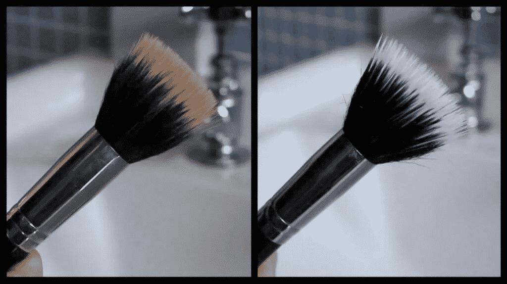 Как часто нужно мыть кисти для макияжа | Как мыть кисти для макияжа в домашних условиях