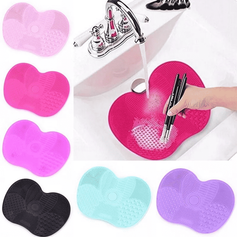Как мыть натуральные кисти для макияжа | Как мыть кисти для макияжа в домашних условиях
