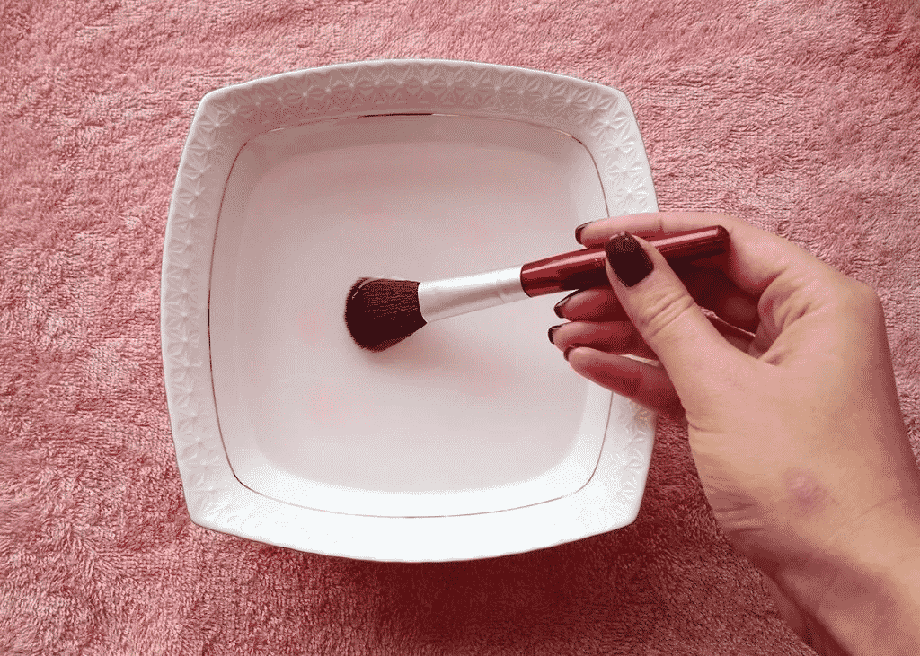 Как мыть кисти для макияжа жидким мылом | Как мыть кисти для макияжа в домашних условиях