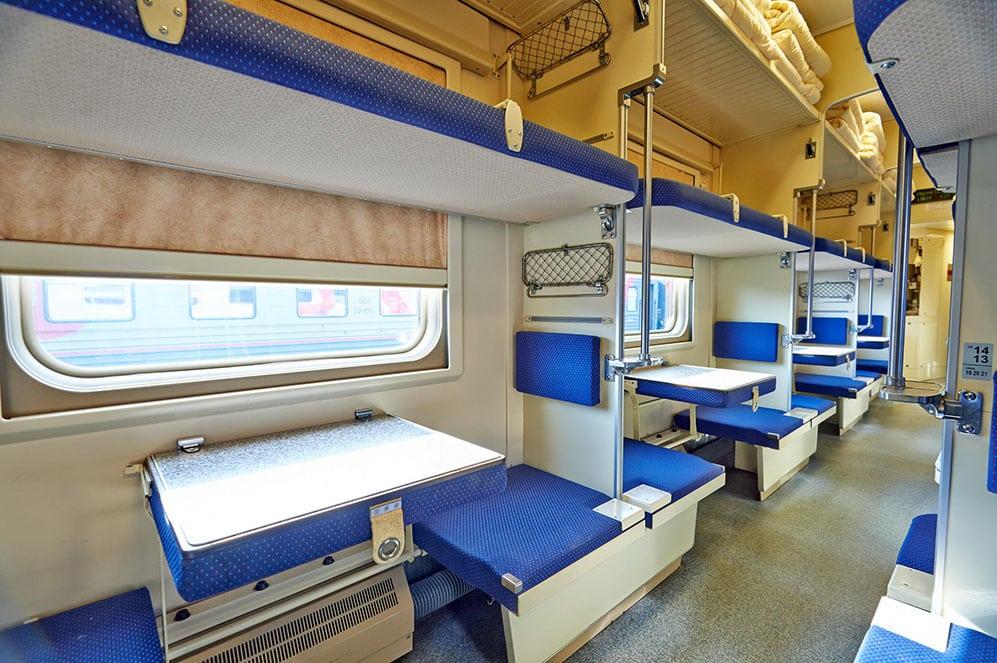 Какие места в плацкарте лучше | Как выбрать место в поезде: плацкарт, купе, сидячие места