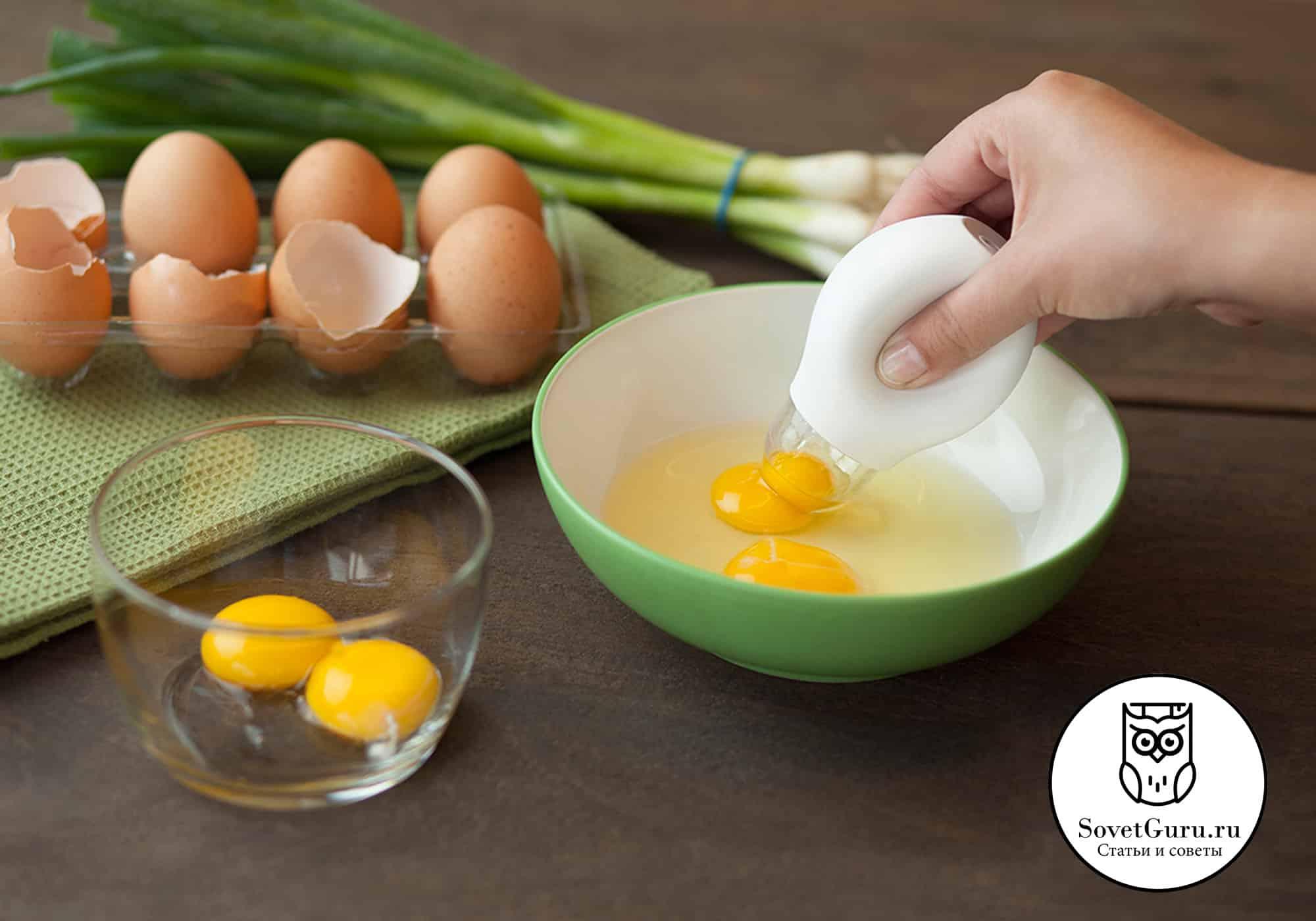 Силиконовая груша | Как отделить желток яйца от белка: более 15 способов и приспособлений