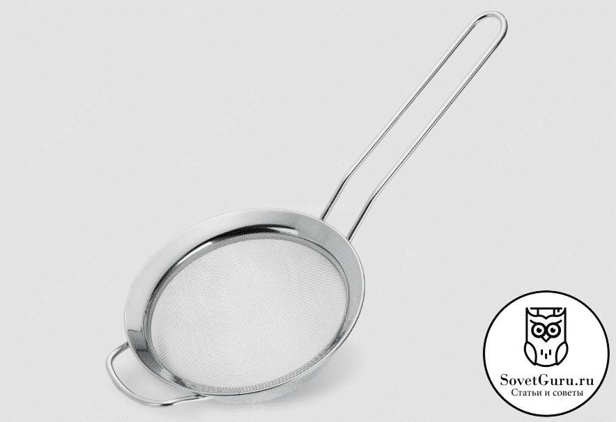 Специальное сито | Как отделить желток яйца от белка: более 15 способов и приспособлений