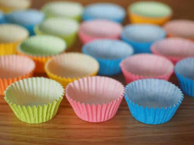 Нужно ли смазывать одноразовые формочки для кексов