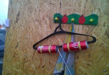 Как сделать антенну из пивных банок: пошаговая инструкция с фото и видео