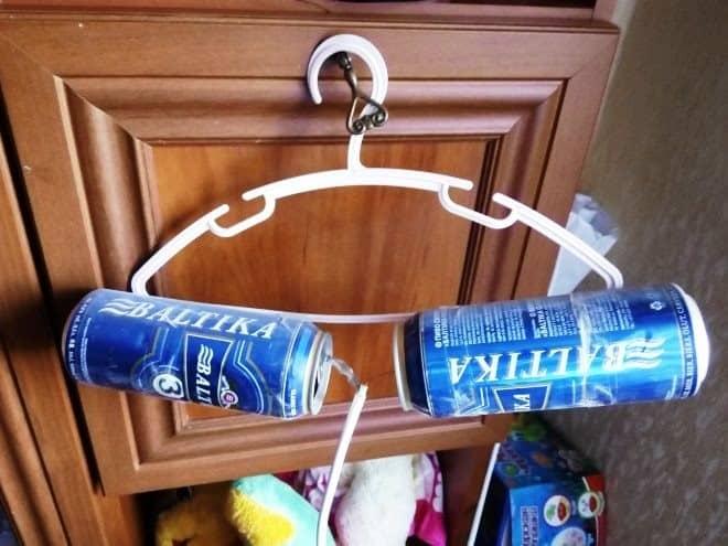 Кабель и держатель для антенны | Как сделать антенну из пивных банок