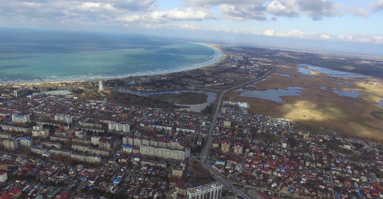 Анапа | В каких городах России тепло зимой: 11 мест с мягким климатом