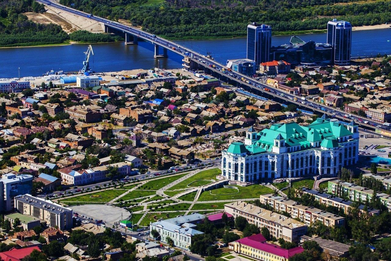 Астрахань | В каких городах России тепло зимой: 11 мест с мягким климатом