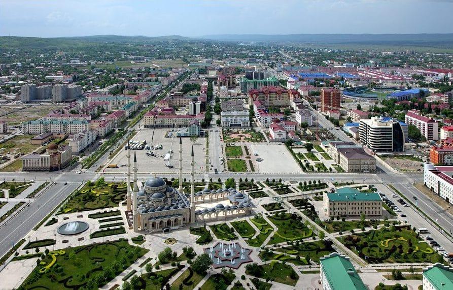 Грозный | В каких городах России тепло зимой: 11 мест с мягким климатом