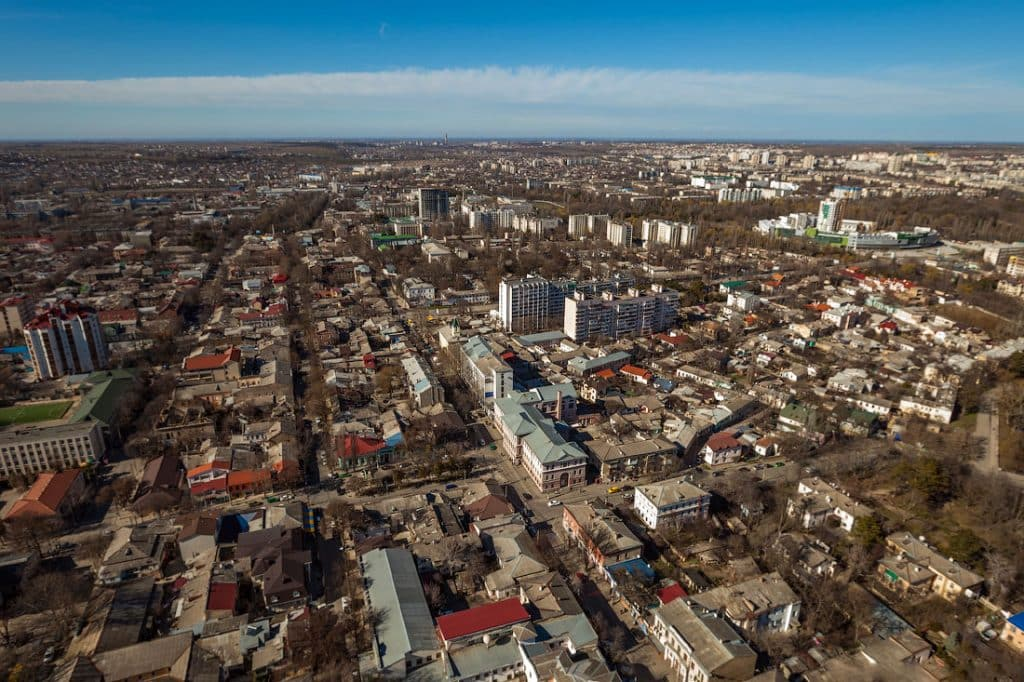 Симферополь | В каких городах России тепло зимой: 11 мест с мягким климатом