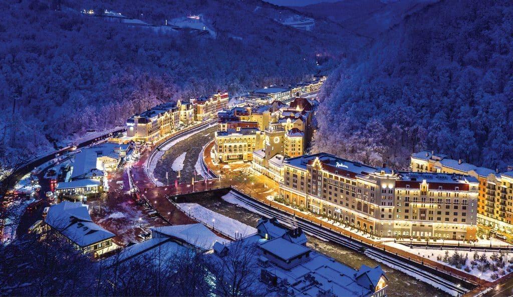 Сочи | В каких городах России тепло зимой: 11 мест с мягким климатом