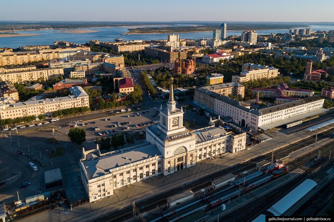 Волгоград | В каких городах России тепло зимой: 11 мест с мягким климатом