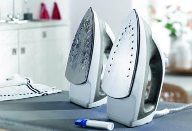 Как почистить утюг от накипи и пригара: 10 средств и способов очистки внутри и снаружи