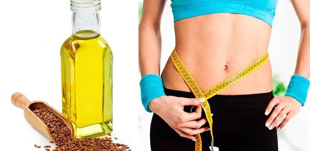 Как пить льняное масло для похудения: утром и на ночь, способы, советы, рекомендации